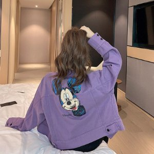 Jaqueta Mickey Mouse Jeans