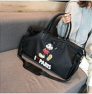 Bolsa Mickey Mouse paris 2 alças