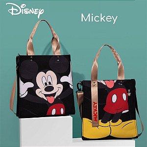 Bolsa Mickey Mouse & Minnie maternidade térmica disney