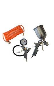 Kit de Acessorios 4Pc P/ Motocompressor (MAM) - MOTOMIL