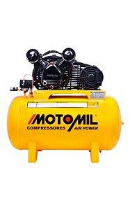 Compressor  10 Pés 2HP 140Lb 220V monof. MOTOMIL