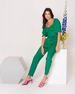 Conjunto Viscolinho Verde