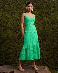 Vestido Laise Midi Aramodu