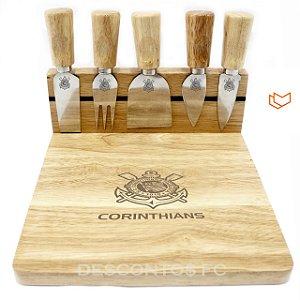 Kit queijo Corinthians