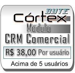 3 - CRM COMERCIAL - Acima de  5 Usuários