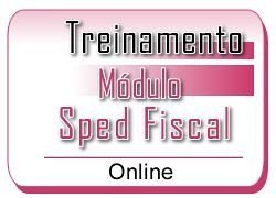 5 - SPED FISCAL - Treinamento Online