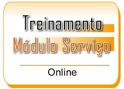 7 - Módulo SERVIÇO - Treinamento Online