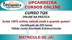 Curso TQS na Prática Online - Formação em Software p/ Cálculo Estrutural com Certificado 220h