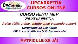 Curso Revit MEP online na Prática - Formação em Software BIM p/ Projeto Hidrossanitário c/ Certificado