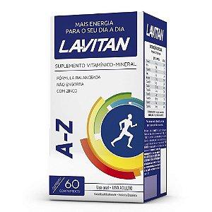 Lavitan A-Z com 60 comprimidos Cimed