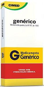 Enalapril 20mg com 30 comprimidos Cimed