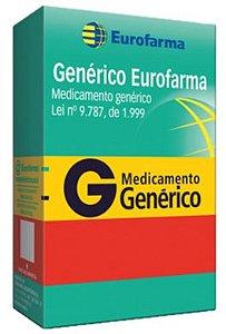 Cabergolina 0,5 mg com 2 comprimidos Eurofarma