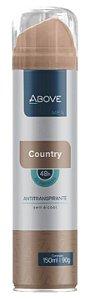 Desodorante Antitranspirante Above Country 150mL/90g Baston