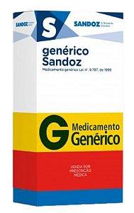 Doxazosina 2mg com 30 comprimidos Sandoz