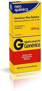 Olmesartana + Hidroclorotiazida 20+12,5mg com 30 comprimidos Neo Química