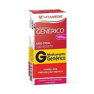 Ivermectina 6 mg com 4 comprimido Vitamedic
