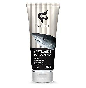 Cartilagem de Tubarão Creme Massageador 200mL