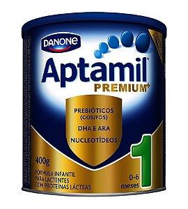 Aptamil Premium 1 Danone com 800g (De 0 a 6 meses)