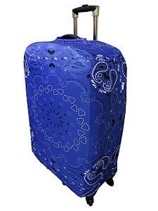 KEEKY Bandana Azul