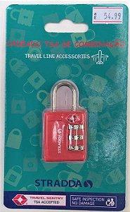 Cadeado TSA de combinação - STRADDA