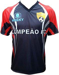 Camisa Futebol Raglan Personalizada