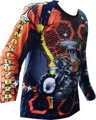 Camisa Trilha Motocross Personalizada - Mod.03
