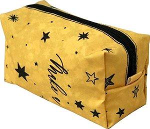 KEEKY Necessaire Estrela Amarela