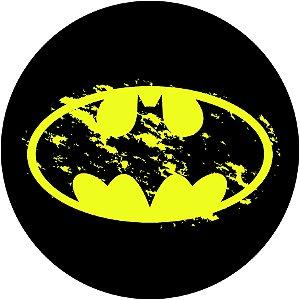 Painel Redondo Personalizado Batman