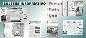 1.000 unidades - Boletim Informativo
