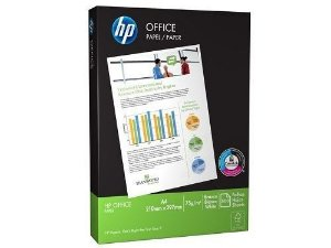 Papel HP Office A4 75g 500 FLS