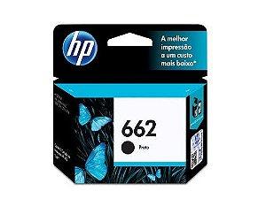 HP CZ103AB 662 CARTUCHO DE TINTA PRETO