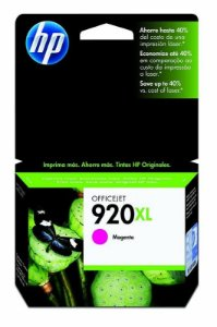 HP CD973AL 920XL CARTUCHO DE TINTA MAGENTA (6,5 ml)