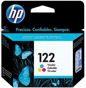 Cartucho Original HP 122 - Color