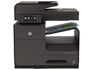 Multifuncional HP ProX476dw Officejet Colorida - Wi-Fi - USB - Rede  + CARTUCHOS RECARREGÁVEIS
