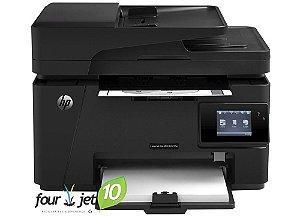 Multifuncional HP LaserJet Pro MFP M127fn - Impressora|Copiadora|Scanner|Fax