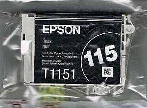 Cartucho Epson Original Preto 115 | T1151