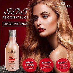 S.O.S  RECONSTRUCT - REPOSITOR DE MASSA 300 ml