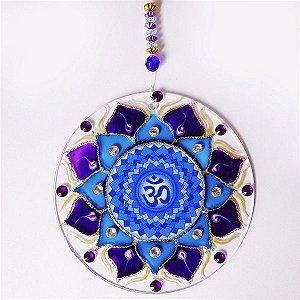 Ativador Energético Feng Shui (Mandala da Espiritualidade) - 10cm