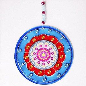 Ativador Energético Feng Shui (Mandala da Harmonia) - 14cm