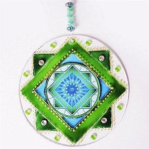 Ativador Energético Feng Shui (Mandala dos Sonhos) - 18cm