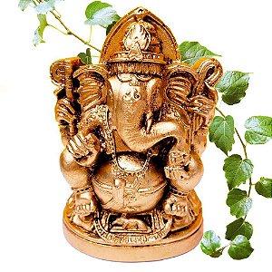 Ganesha Estátua Prosperidade