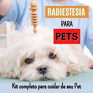 Radiestesia Para Pets (Kit Completo)