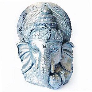 Cabeça de Ganesha Esplendor Bronze