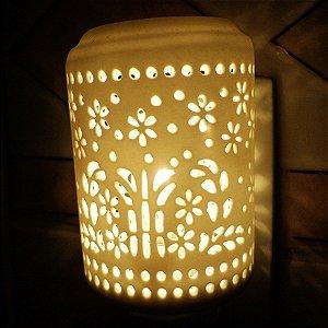 Difusor Elétrico Cerâmica céu estrelado 110v