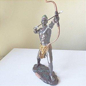Estátua Orixá Oxossi