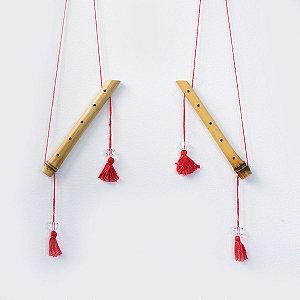 Flauta de Bambu do Feng Shui
