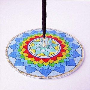 Incensário Mandala da Criatividade