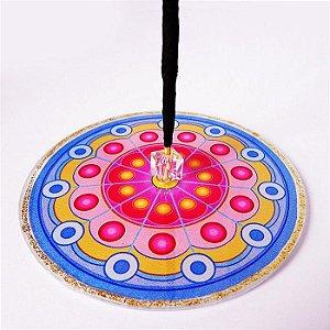 Incensário Mandala da Harmonia