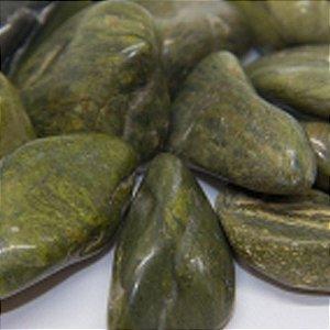 Pedra Jaspe Verde Clara 100g