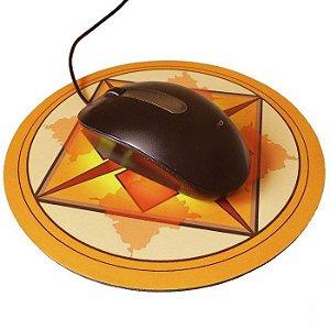 Mouse Pad Mandala do Dinheiro